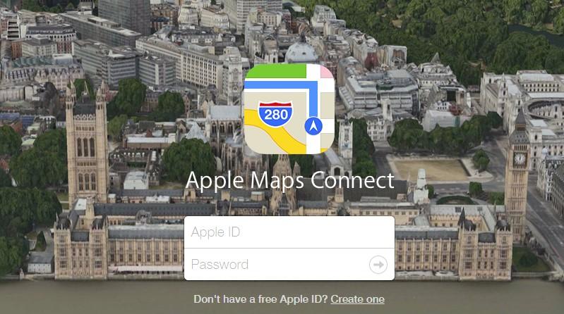 App Maps apple
