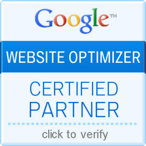 Web Site optimizer Certified Partner