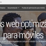 Sitios web optimizados para móviles
